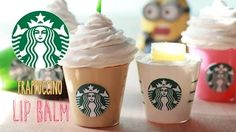 how to make a starbucks frappuccino - YouTube