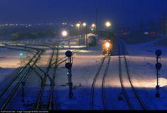 RailPictures.Net Photo: BNSF 6281 BNSF Railway GE ES44AC at Laurel, Montana by Mike Danneman
