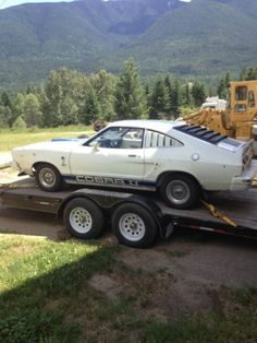 92 best cobra ii images ford mustangs cars autos rh pinterest com ford mustang cobra 1976 a vendre