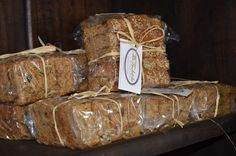 The Famous Health Rusks Rusk Recipe, Decadent Cakes, Teacher Gifts, Baking Recipes, Rust, Biscuits, Great Gifts, Packaging, Homemade