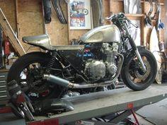 2000 Kawasaki KZ1000P CHP Cafe Racer - Bare Bone Rides