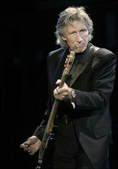Roger Waters. A brilliant and brave man.