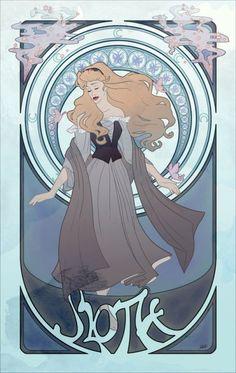 04ef234056 Disney Princesses Illustrate the Seven Deadly Sins