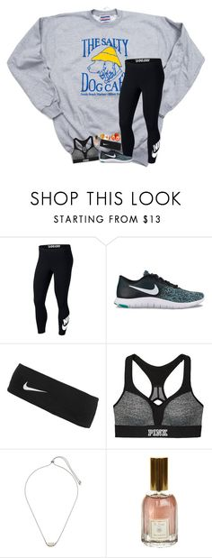 """""""🎀🎀🎀"""" by lovelyelegantgirl ❤ liked on Polyvore featuring NIKE, Kendra Scott and Dr. Vranjes"""
