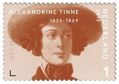 Alexandrine Tinné Murder is Everywhere Alexandrine Tinne African Explorer