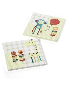 Jamboree - Monkey Picture - Nursery Accessories - Mamas & Papas