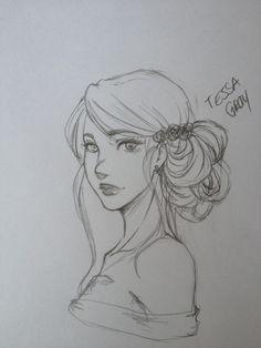 tessa gray   Tumblr