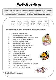 13 Adverbs Worksheet Adverbs Bã i Tập The youngsters can enjoy Number Worksheets, Math Worksheets, Alphabet Worksheets. English Grammar Exercises, English Grammar Worksheets, English Grammar Rules, Grammar Lessons, English Vocabulary, Parts Of Speech Worksheets, 2nd Grade Worksheets, Printable Worksheets, Money Worksheets