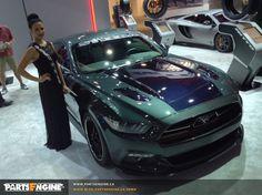 Ford Mustang SEMA 2014