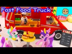 Cookie Swirl C Playmobil Food Truck
