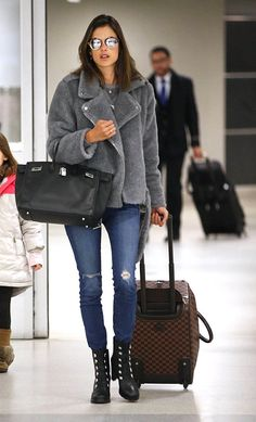 It doesn't matter if she's on the Balmain runway or simply running errands with her gorgeous family, Alessandra Ambrosio's flawless style will always catch your eye.
