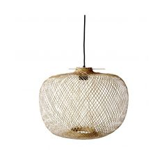 Bloomingville Bamboo Hanging Lamp (£165) ❤ liked on Polyvore featuring home, lighting, fish lamp, fish lights, bamboo lighting, bamboo lamp and bloomingville
