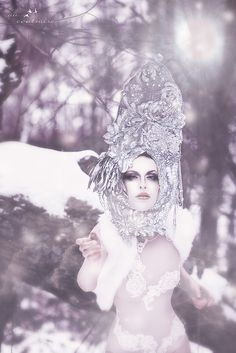 Ice Queen by LisaDenise on DeviantArt