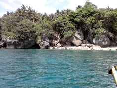 a cave by the beach in Mauban, Quezon, Philippines
