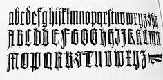 Obra Completa: Letra Gótica - Koch, Rudolf - Buscar con Google