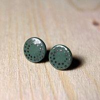 Náušnice / Šperky | Fler.cz Druzy Ring, Stud Earrings, Jewelry, Jewlery, Jewerly, Stud Earring, Schmuck, Jewels, Jewelery