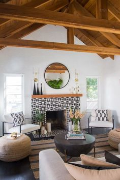 at home with jaclyn Johnson of create & cultivate.