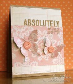 Crazy About You by Lucy Abrams, via Flickr