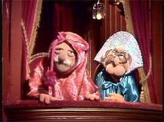 Muppet Show Balkon