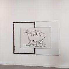 Will Benedict — at Frieze London London Art Fair, Frieze London, Frame, Home Decor, Picture Frame, Decoration Home, Room Decor, Frames, Hoop