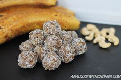An Aussie With Crohns: Banana Bliss Balls (Paleo & SCD)