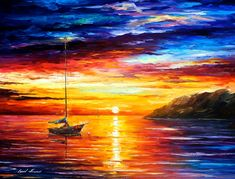 #Afremov #Art #painting #color
