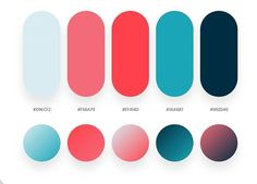 32 Beautiful Color Palettes With Their Corresponding Gradient Palettes - farben - Ui Palette, Flat Color Palette, Colour Pallete, Ui Color, Gradient Color, Pantone Colour Palettes, Pantone Color, Paleta De Color Hexadecimal, Orange Color Schemes