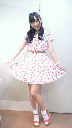 SKE48オフィシャルブログ: 須田亜香里*昨日のSHIBUYA DEEP Aさん http://ameblo.jp/ske48official/entry-11355786137.html
