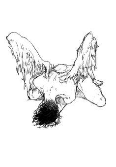 Art Sketchbook Aesthetic – Art World 20 Art Sketches, Art Drawings, Pen Sketch, Doodle Sketch, Character Art, Character Design, Image Manga, Arte Horror, Pretty Art