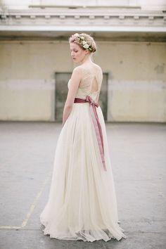www.fashionweddingdresses.net   Our Web Sites is Online   Come on and follow us Ladies :) , 今大流行中のウェディング小物♡サテン素材のサッシュベルトでドレスをアレンジ♩   marry[マリー] ☺ ☺