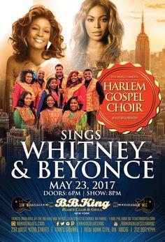 Harlem Gospel Choir Sings Whitney & Beyonce (5.23.17)