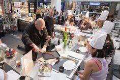 #Cuisine avec David Faure au centre commercial NICETOILE