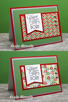 The best things in life are Pink.: Doodlebug's Home for the Holidays 6x6 cards
