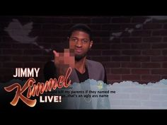 Traditional media, uses New Media , to boost the image of the NBA stars. Jimmy Kimmel asks NBA stars to read ''Mean Tweets'' about themselves. Here's how they react.