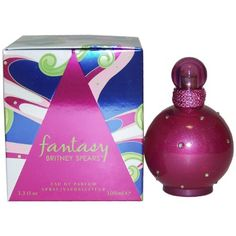 Fantasy By Britney Spears For Women, Eau De Parfum Spray, 3.3 Ounces