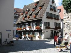 The Crooked House, Neu Ulm Germany