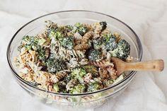 Pasta Salad Recipes Summer BBQ