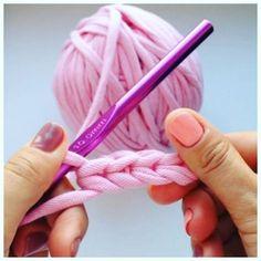 Crochet starting technique