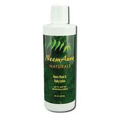 Neem Aura Hand And Body Lotion With Aloe Vera (8 fl Oz)