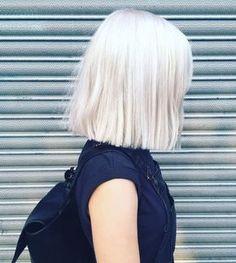 blunt cut corte de cabelo 2018
