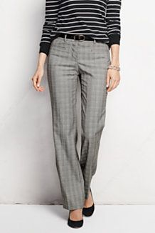 Women's Wear to Work Pants & Crops from Lands' End