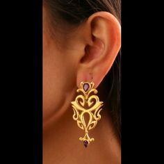 Maddox earrings - simek.com.br