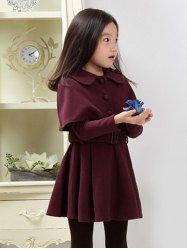 SHARE & Get it FREE | Girls Mini Wool Dress With Bolero JacketFor Fashion Lovers only:80,000+ Items • New Arrivals Daily • Affordable Casual to Chic for Every Occasion Join Sammydress: Get YOUR $50 NOW!
