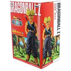 """Banpresto Dragon Ball Z Super Saiyan Trunks DXF Figure, Chozousyu Volume 6, 6.7"""" * You can get additional details at the image link. (This is an affiliate link) #ActionFiguresStatues"""