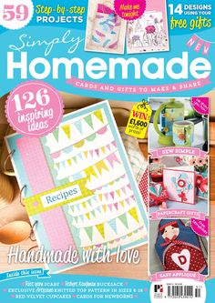 Simply homemade issue 51 2015