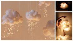 La nube luminosa, la lámpara esponjosa; aprende cómo hacerla - Red Social para Mujeres http://www.guiasdemujer.es/st/manualidades/La-nube-luminosa-la-lampara-esponjosa-aprende-como-hacerla-1885#.UouPC9IyIjU
