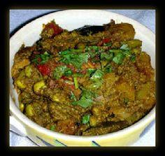 Gujarati undhiyu
