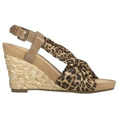 leopard-print espadrilles... for the jersey girl in me :)