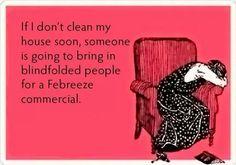 Febreeze commercial