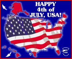 usa anniversary 4th july